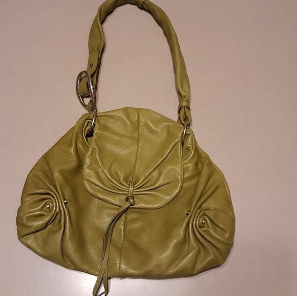 26feacaafae Yves Saint Laurent Bags | Rive Gauche Leather Bag | Poshmark